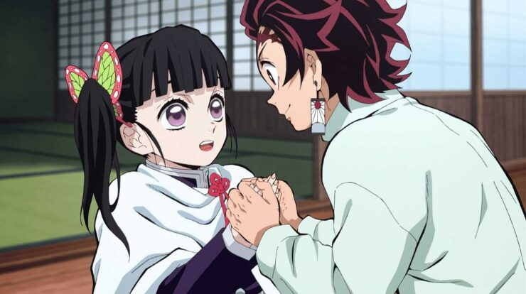 Episode terakhir anime Kimetsu no Yaiba chapter 205